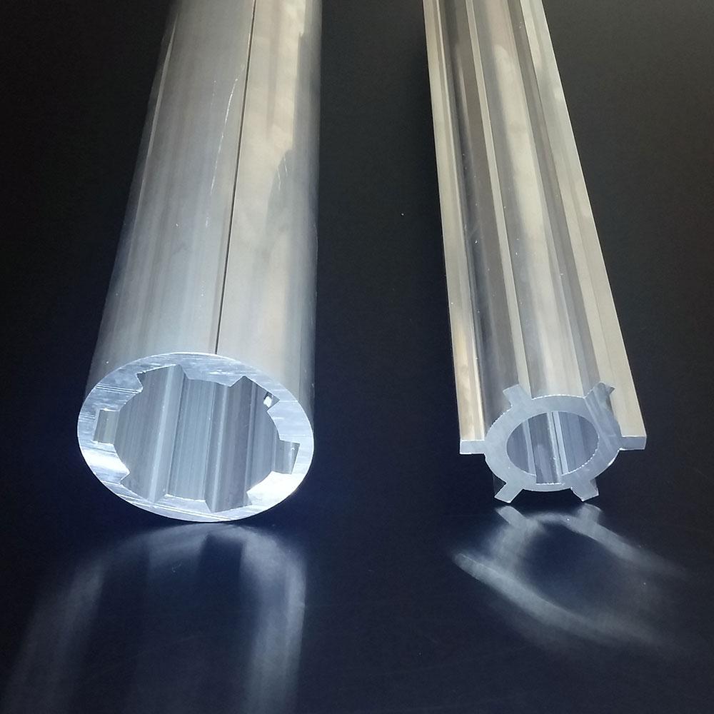 Aluminium Extrusie Transportsector